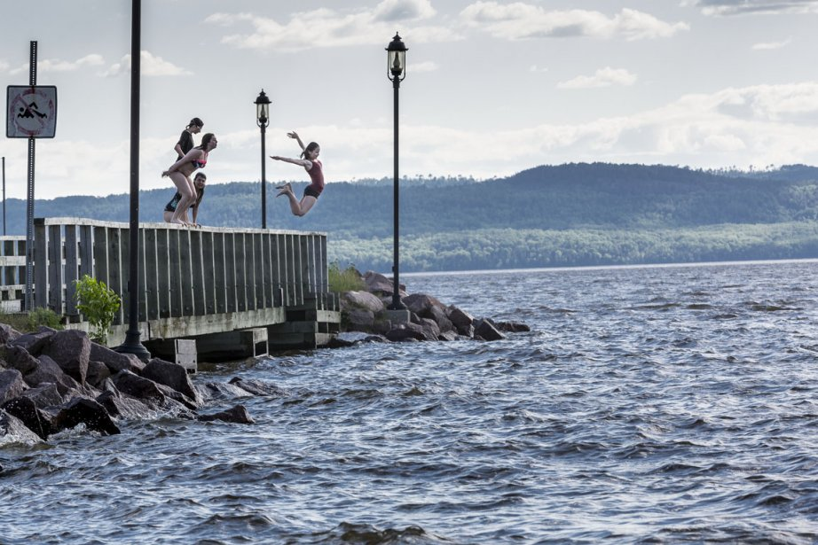 Comme au lac Memphrémagog ou au loch Ness, on raconte qu'un monstre sommeille dans ses profondeurs (on accordera davantage de foi à la théorie voulant qu'il s'agisse plutôt de bancs d'esturgeons ou d'achigans). (Photo Olivier Pontbriand, La Presse)