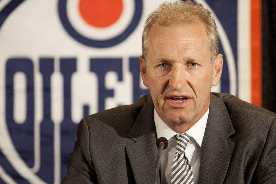 Ralph Krueger a dirigé les Oilers d'Edmonton lors... (Photo archives PC)