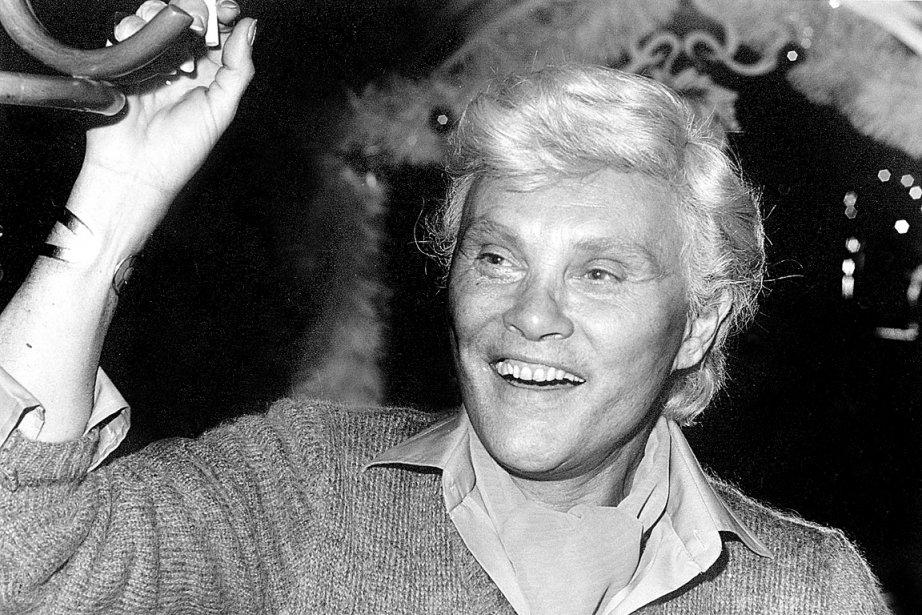 Jean Guilda en décembre 1984. (Photo: archives La Presse)