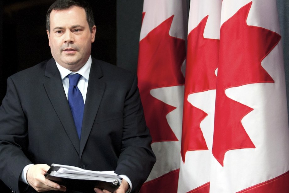 Jason Kenney, ministre de la Citoyenneté, de l'Immigration... (PHOTO : ADRIAN WYLD, LA PRESSE CANADIENNE)