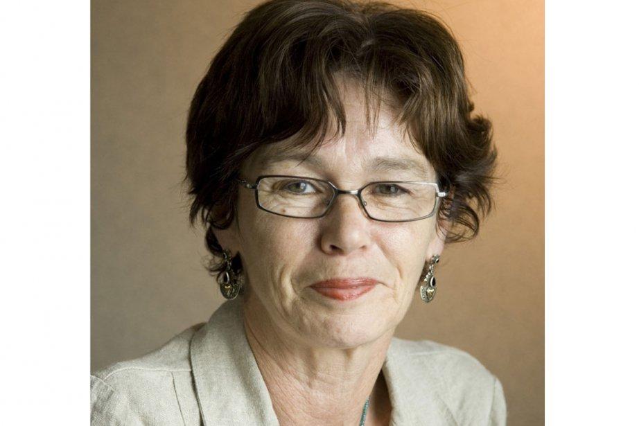 La présidente de la CSQ, Louise Chabot, a... (Photo fournie par la CSQ)