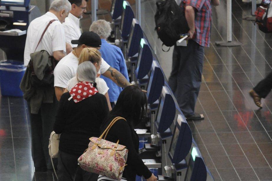 Bonne nouvelle pour les passagers... (Photo fournie par Aéroports de Montréal)