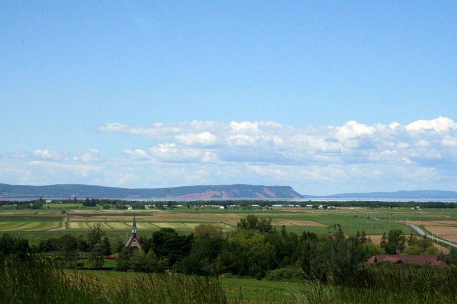 Grand-Pré, en Nouvelle Écosse, au Canada.... (Photo: tirée du site nominationgrandpre.ca)