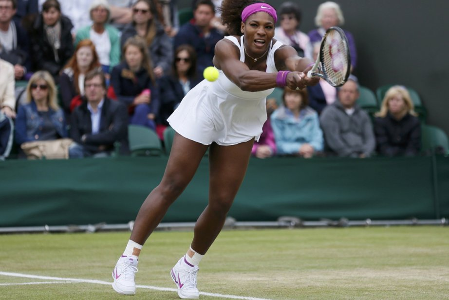 Serena Williams... (Photo : Stefan Wermuth, Reuters)