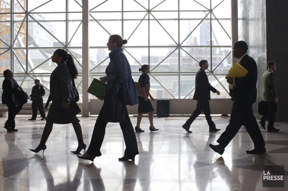Les Montréalais à la recherche d'un emploi semblent... (Photo archives Reuters)