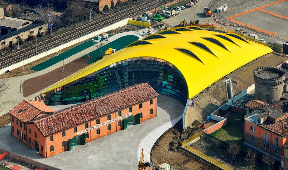 un nouveau musée en italie | alain raymond, collaboration spéciale