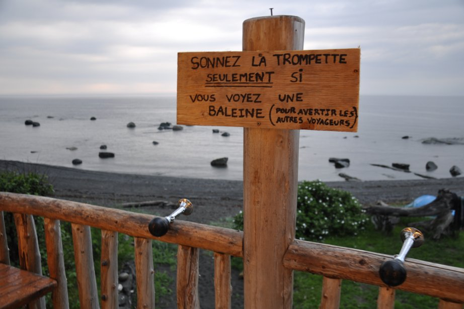 L'Auberge festive du Sea Shack... (Photos Stéphanie Morin, La Presse)