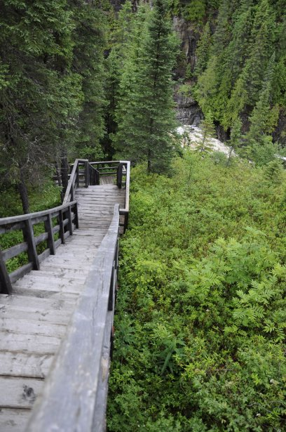 Site des chutes et des marais, à Causapscal | 5 juillet 2012