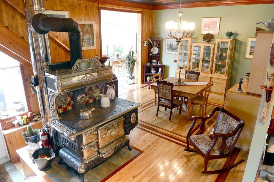 une maison nulle autre pareille mich le laferri re d co. Black Bedroom Furniture Sets. Home Design Ideas