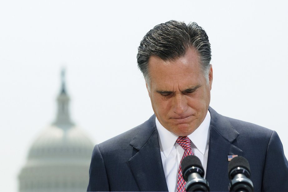 Lundi, un des principaux conseillers de Mitt Romney... (Photo: Jonathan Ernst, Reuters)