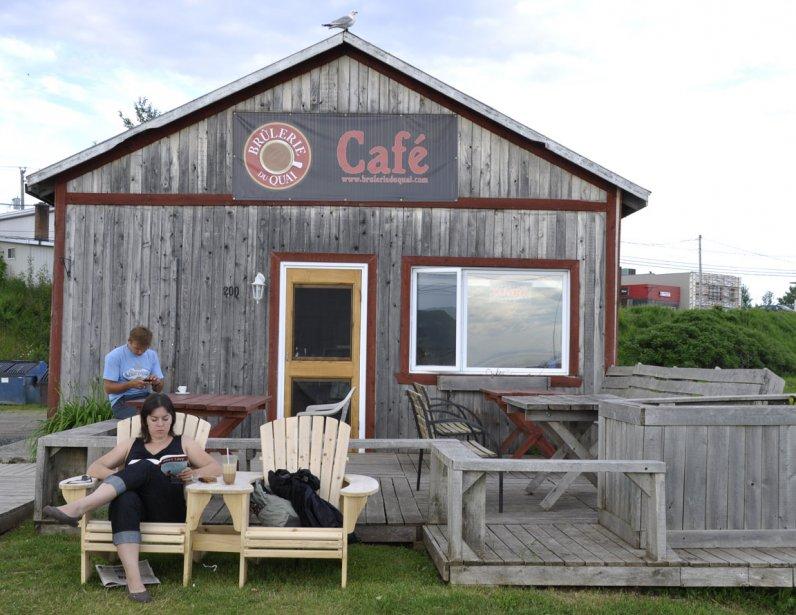 Brûlerie du Quai, à Carleton-sur-Mer | 6 juillet 2012