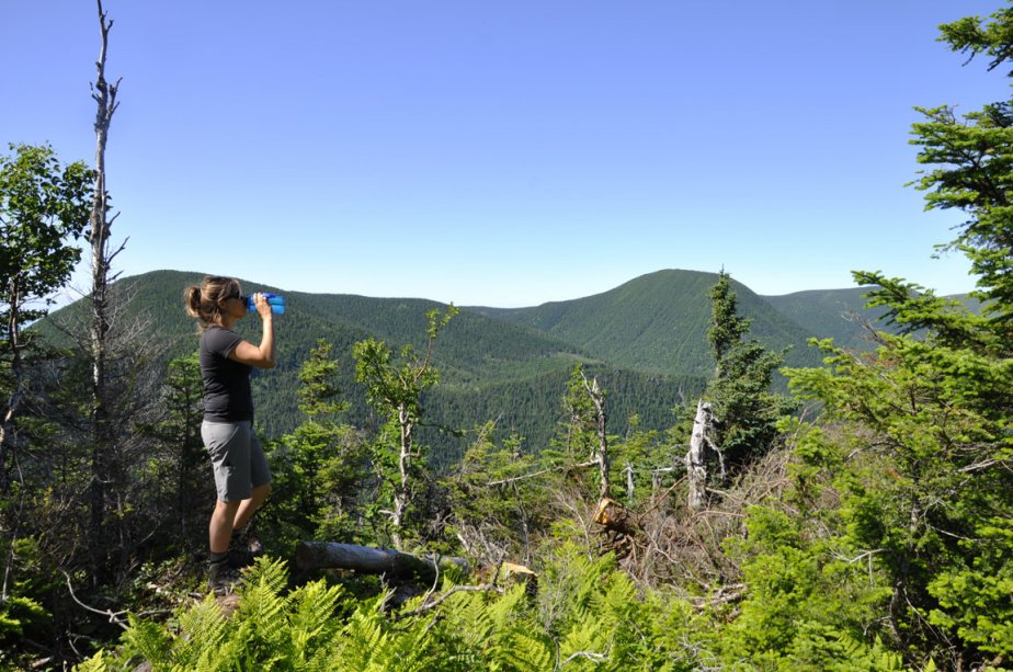 Auberge de montagne des Chic-Chocs, à Cap-Chat | 6 juillet 2012