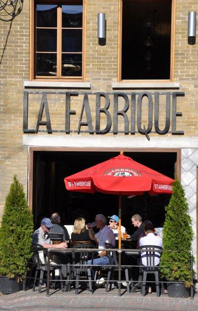 La Fabrique, à Matane | 6 juillet 2012