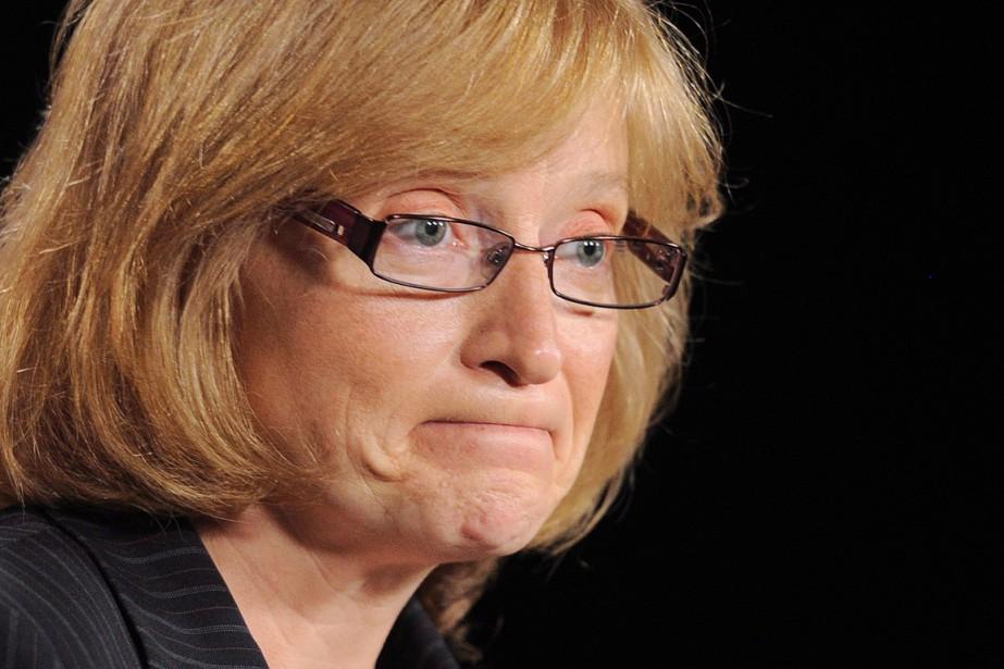 La commissaire à l'information, Suzanne Legault... (PHOTO ARCHIVES LA PRESSE CANADIENNE)