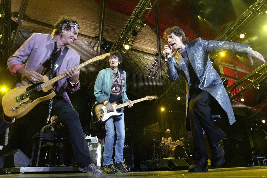 La dernière tournée des Rolling Stones remonte à... (Photo: Jose Jordan, Archives Agence France-Presse)