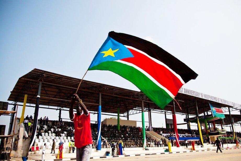 À tout juste un an, le Soudan du... (Photo: Adriane Ohanesian, Reuters)