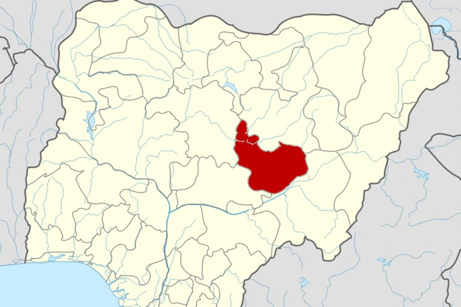 L'État du Plateau (en rouge), où ont eu... (Image: Wikipedia)