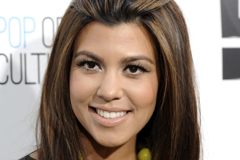 Kourtney Kardashian... (Photo: AP)