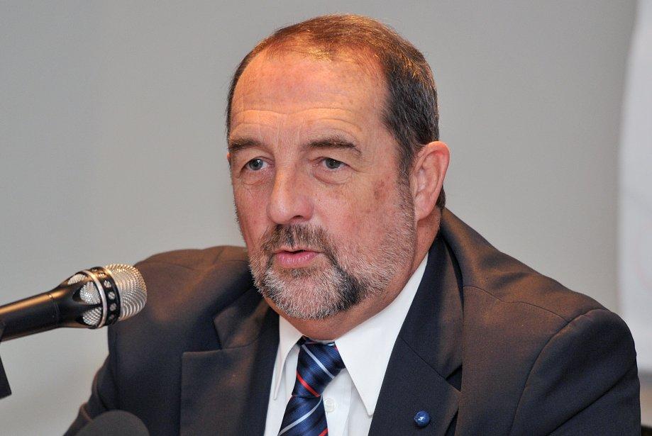 Le député de Roberval-Lac-Saint-Jean et ministre fédéral, Denis... (Photo archive)