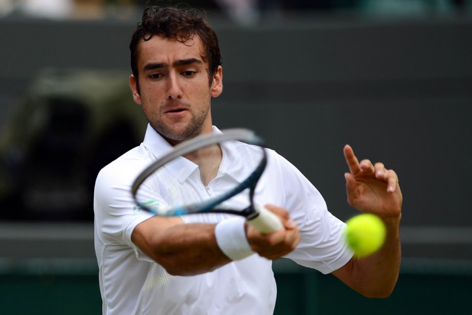 Marin Cilic... (Photo: AFP)