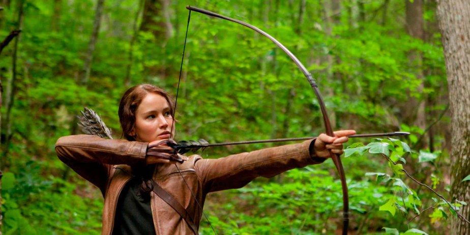 Une scène du film Hunger Games, basé sur... (fournie par Lionsgate)