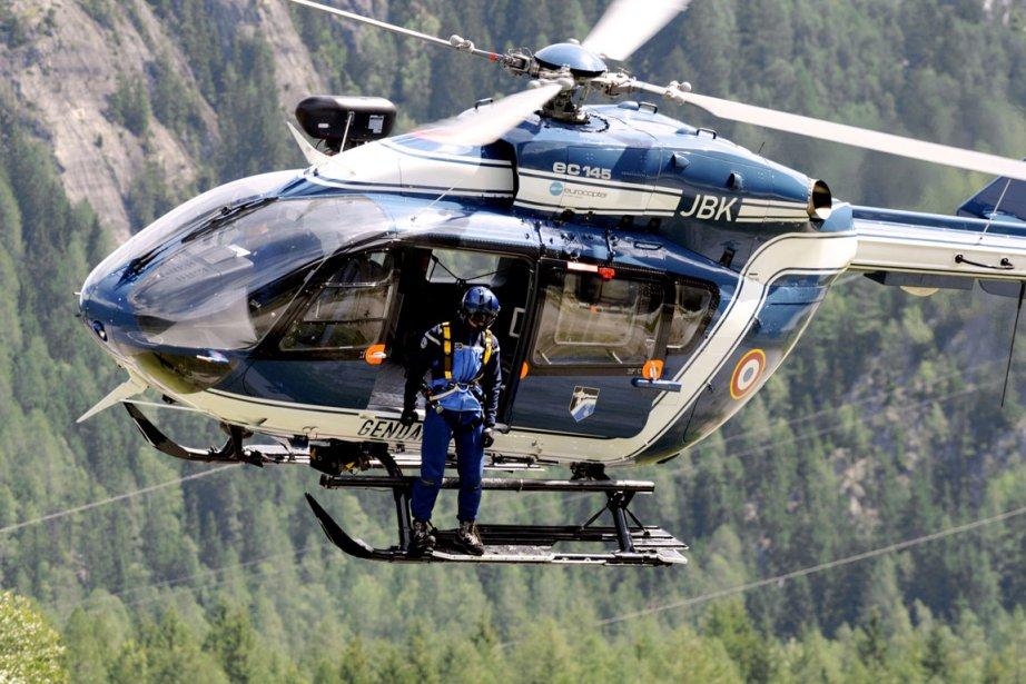 Les autorités françaises sont à la recherche de... (Photo AFP)