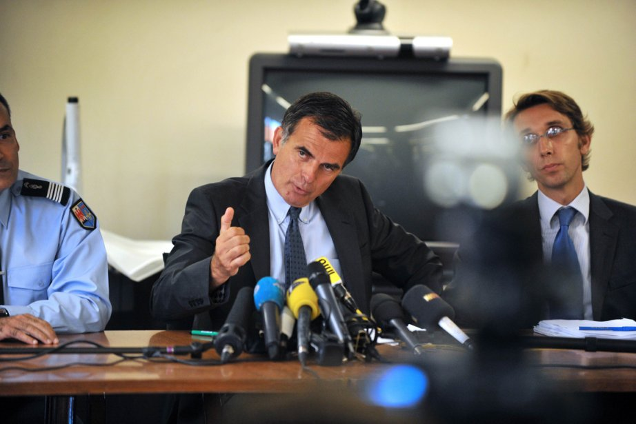 Le procureur de la République, Jacques Dallest.... (Photo: AFP)