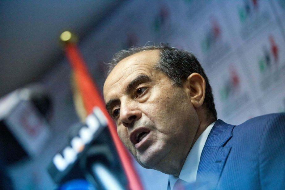 L'ancien Premier ministre du Conseil national de transition... (Photo Manu Brabo, AP)
