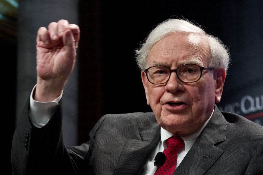 Warren Buffett... (Photo AFP)