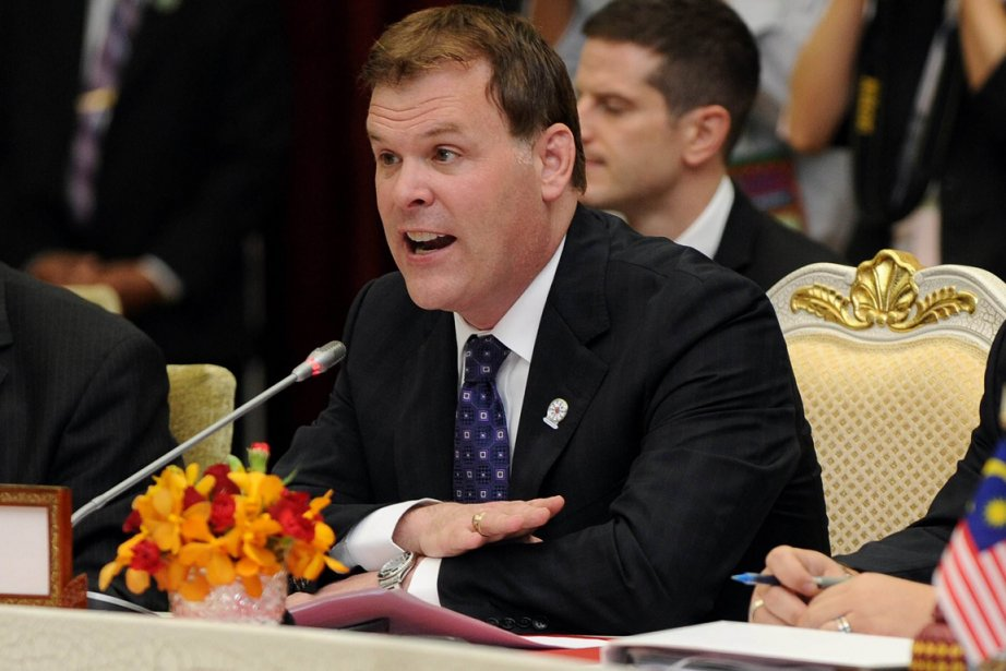 John Baird... (Photo AFP)