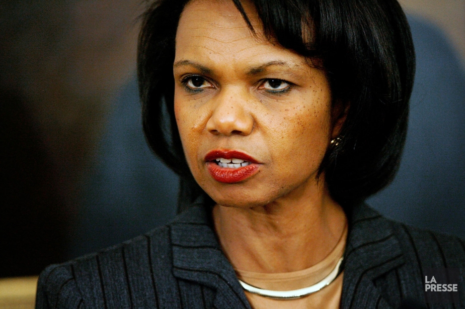 Condoleeza Rice, photographiée le 10 décembre 2007.... (Photothèque La Presse)
