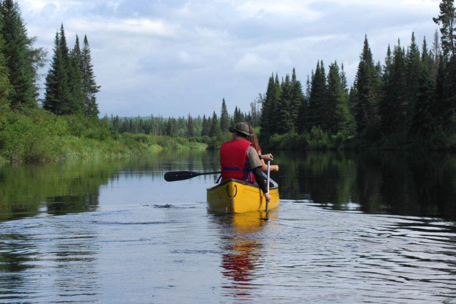 Les parcs nationaux du Québec ont vu leur... (Photo fournie par la Sépaq)