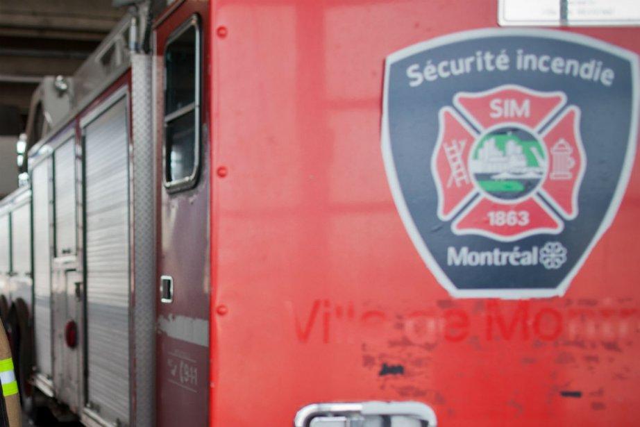 Tous les pompiers de... (PHOTO EDOUARD PLANTE-FRÉCHETTE, ARCHIVES LA PRESSE)