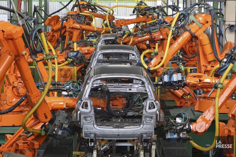 Les commandes industrielles aux États-Unis n'ont cessé de...