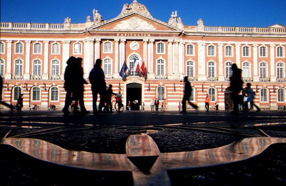 La place du Capitole. | 16 juillet 2012