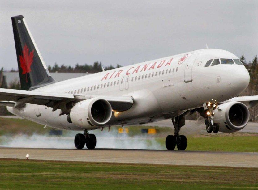 Gestion ACE Aviation ( (PHOTO ANDREW VAUGHAN, LA PRESSE CANADIENNE)