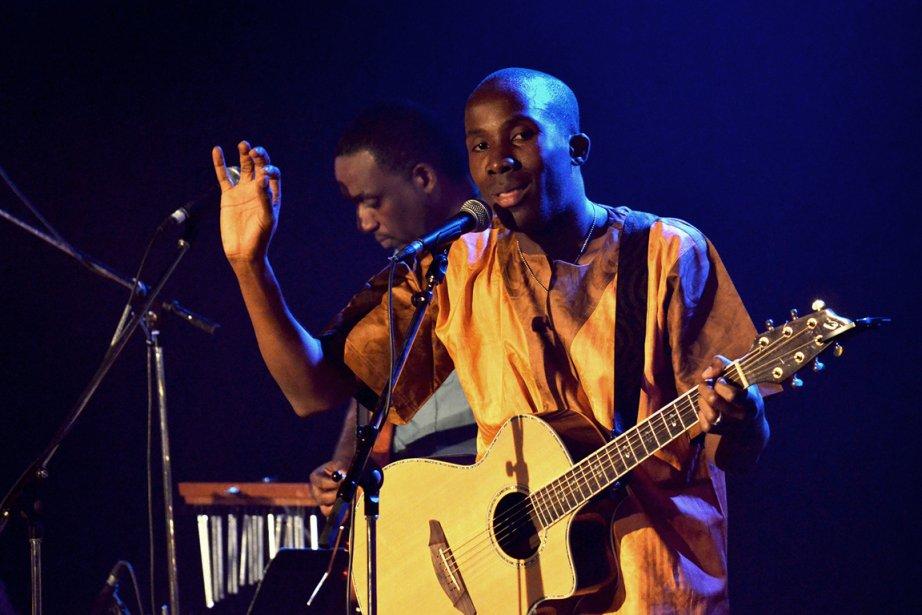 L'auteur, compositeur, guitariste et chanteur a exercé un... (Photo : fournie par les Nuits d'Afrique)