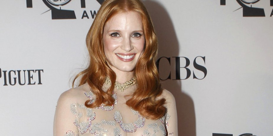 Jessica Chastain... (Reuters)