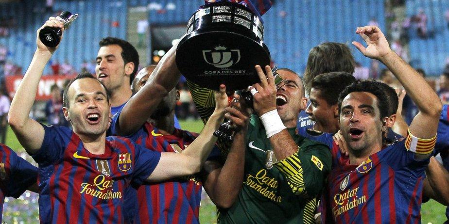 FC Barcelone... (AP)