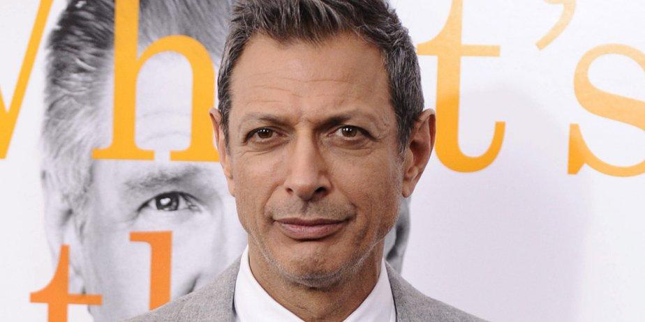 Jeff Goldblum... (AFP)
