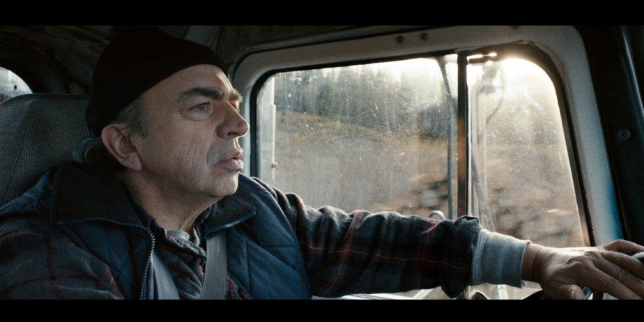 Camion met en vedette Julien Poulin.... (fournie par K-Films Amérique)