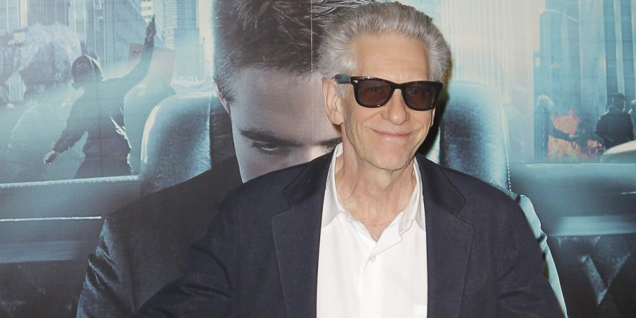David Cronenberg... (AP)