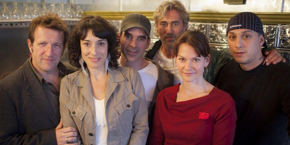 Roche papier ciseaux, film tourné entre Montréal et... (Olivier Pontbriand, La Presse)