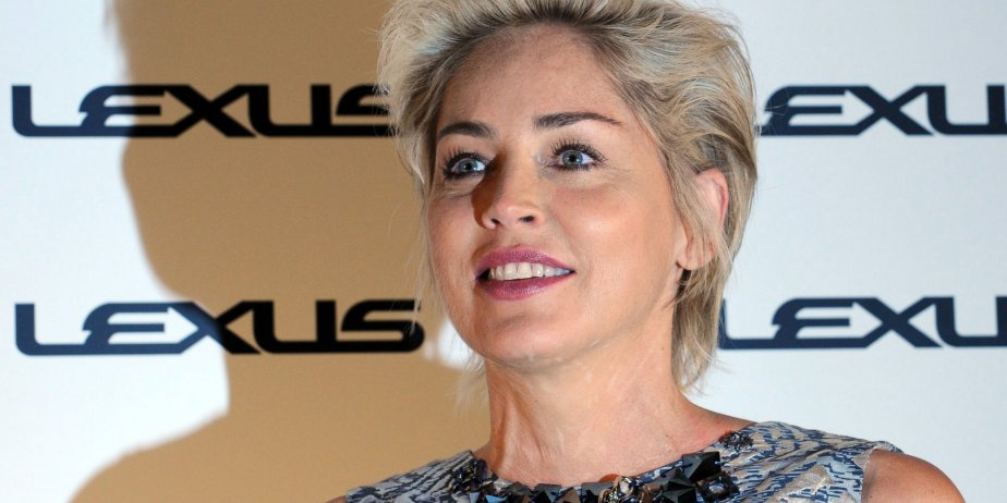 Sharon Stone... (Reuters)