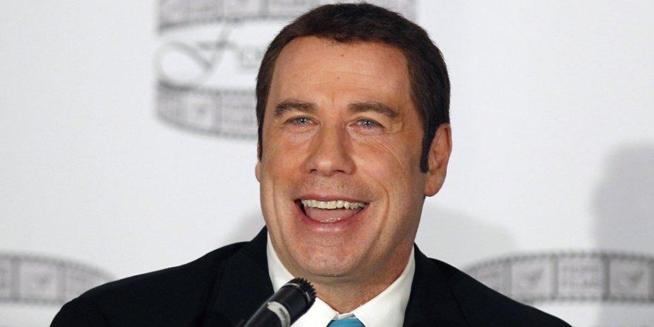 John Travolta... (AP)