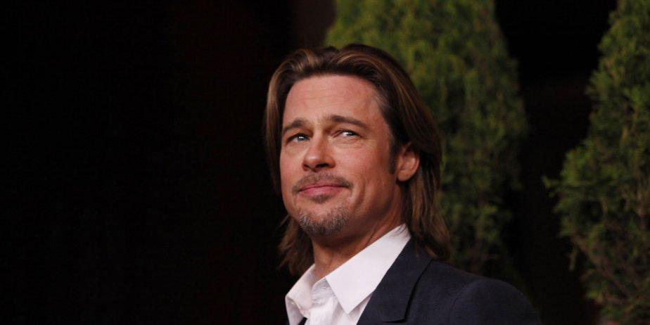 Brad Pitt... (Fournie par Reuters)