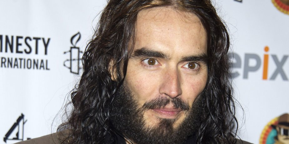 Russell Brand... (AP)
