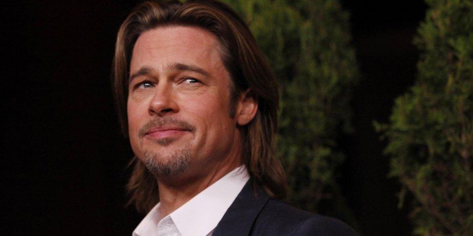 L'acteur américain Brad Pitt a été choisi par Chanel pour incarner... (Reuters)