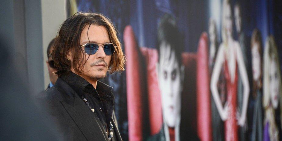 Dernière née de Tim Burton, Dark Shadows marque... (Robyn Beck, AFP)