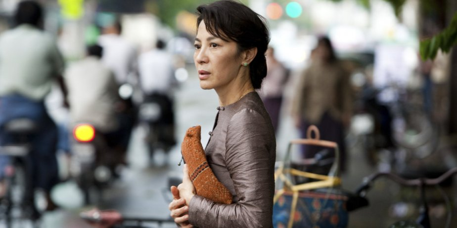 Michelle Yeoh se glisse dans la peau de... (fournie par Métropole Films)